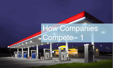 How Companies Compete - 1