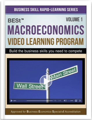 BESt™ Business Economics - Macro Volume 1