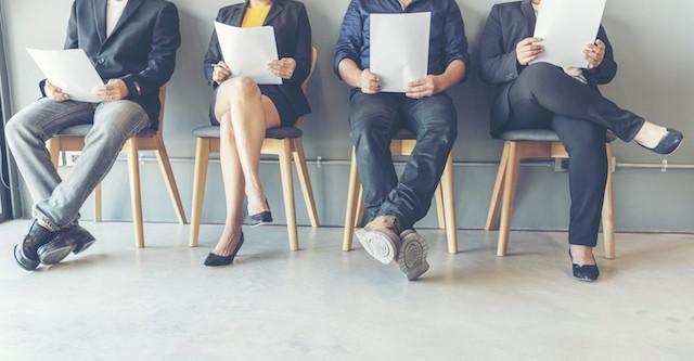 Job hiring interview